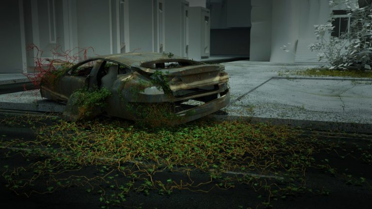 WIP TCCD3028 - Tesla abandonnée