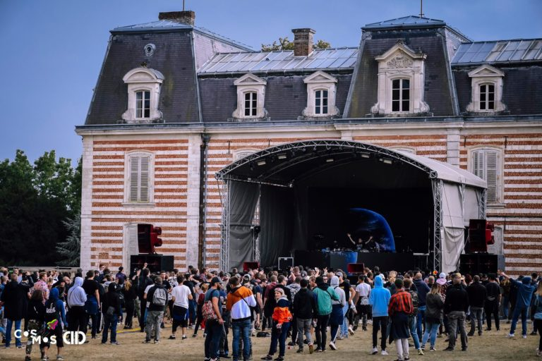 Photo Cosmos festival château
