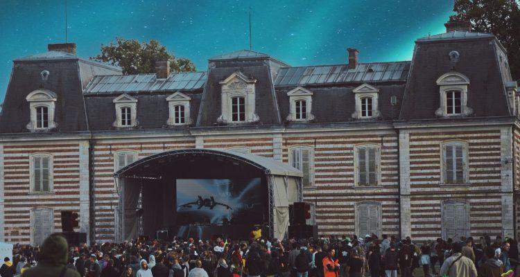 Photo Cosmos Festival chateau
