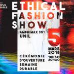 banniere Ethical fashion Show
