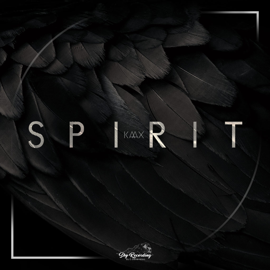 KAAX - Spirit (ep) - illustration photoshop