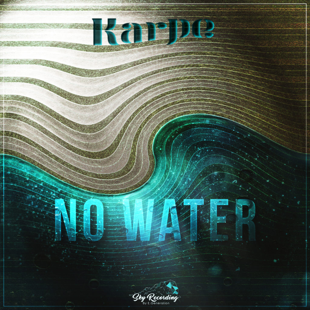 Karpe - No Water (ep) - illustration photoshop