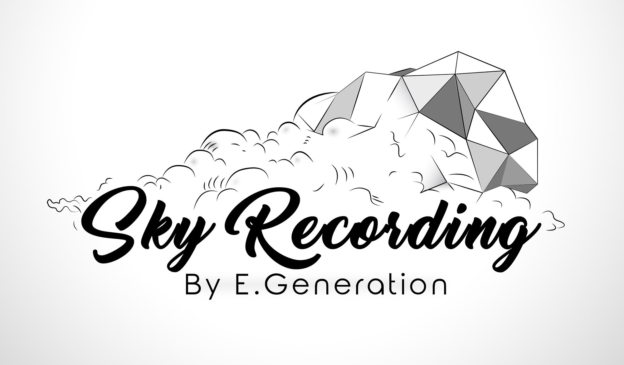 Logo Sky Recording