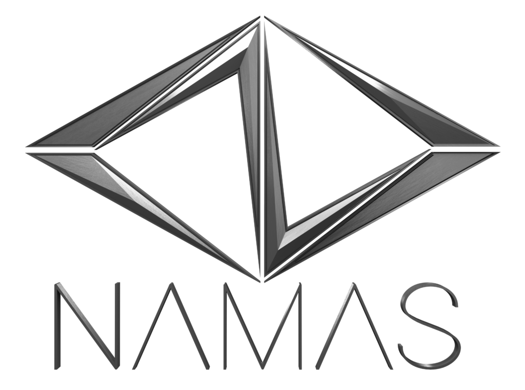 Logo Namas 2020