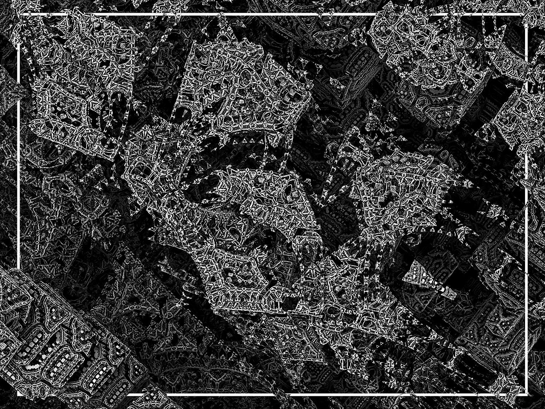 Mantal Shield - 3D fractal