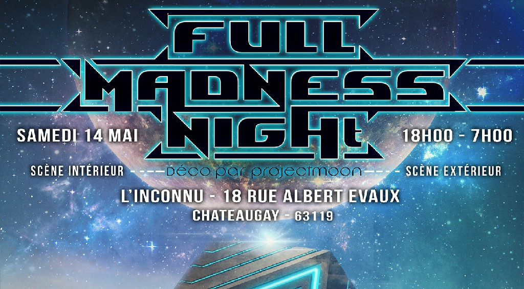 titre full madness night