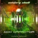 Solitary Shell - Acid Capacitor - Artwork ep 3D et matte painting