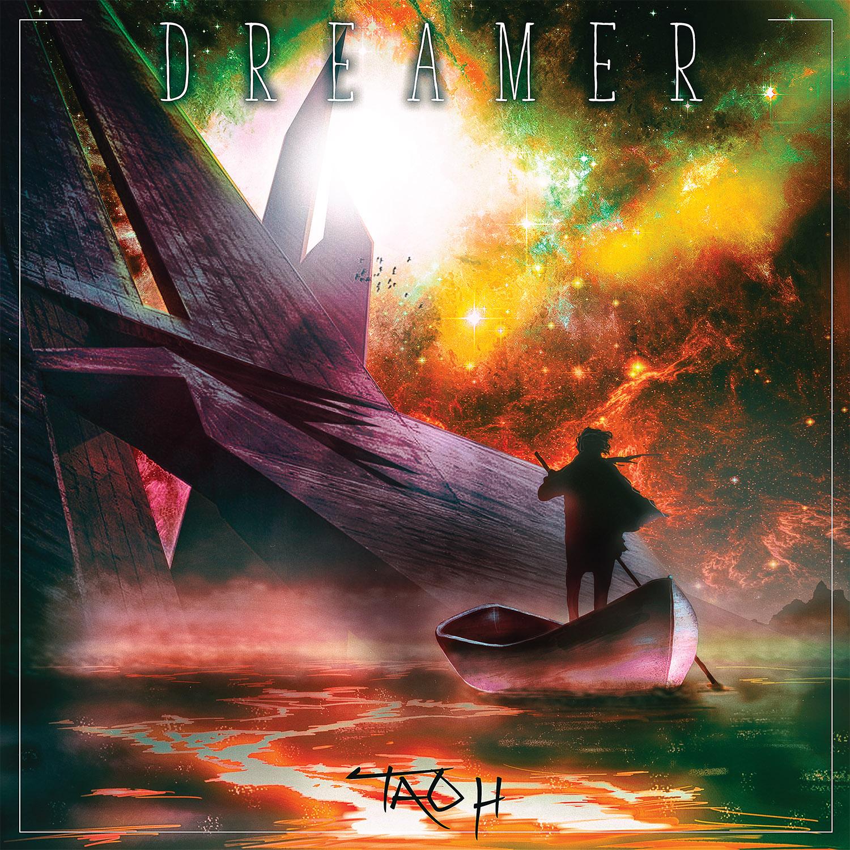 TaoH - Dreamer pochette d'album