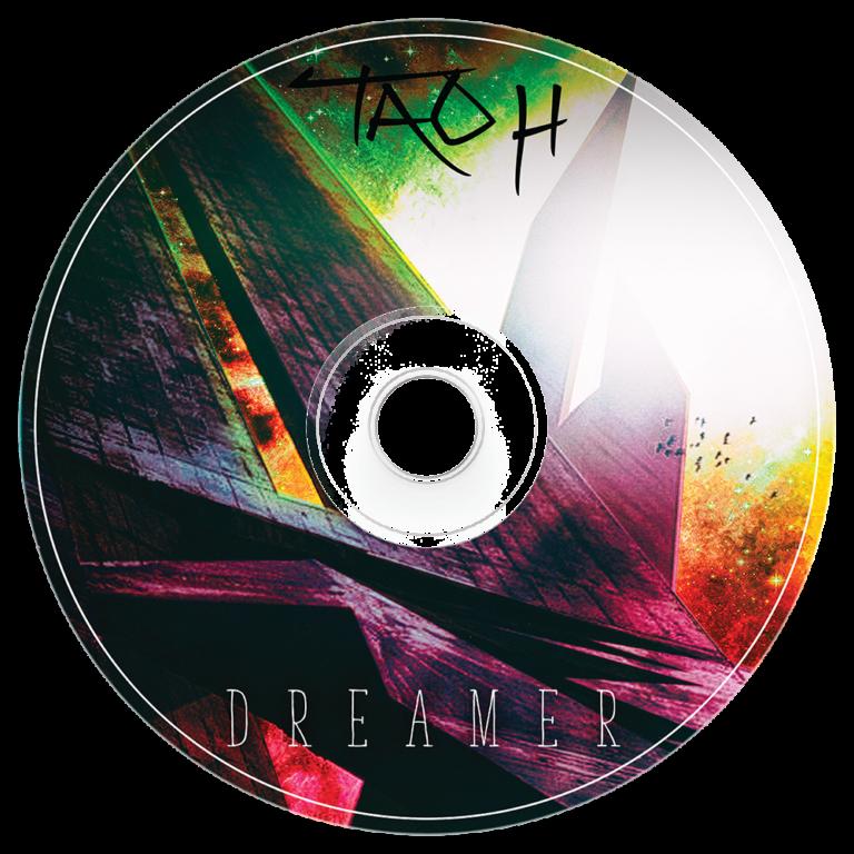 TaoH - Dreamer visuel CD