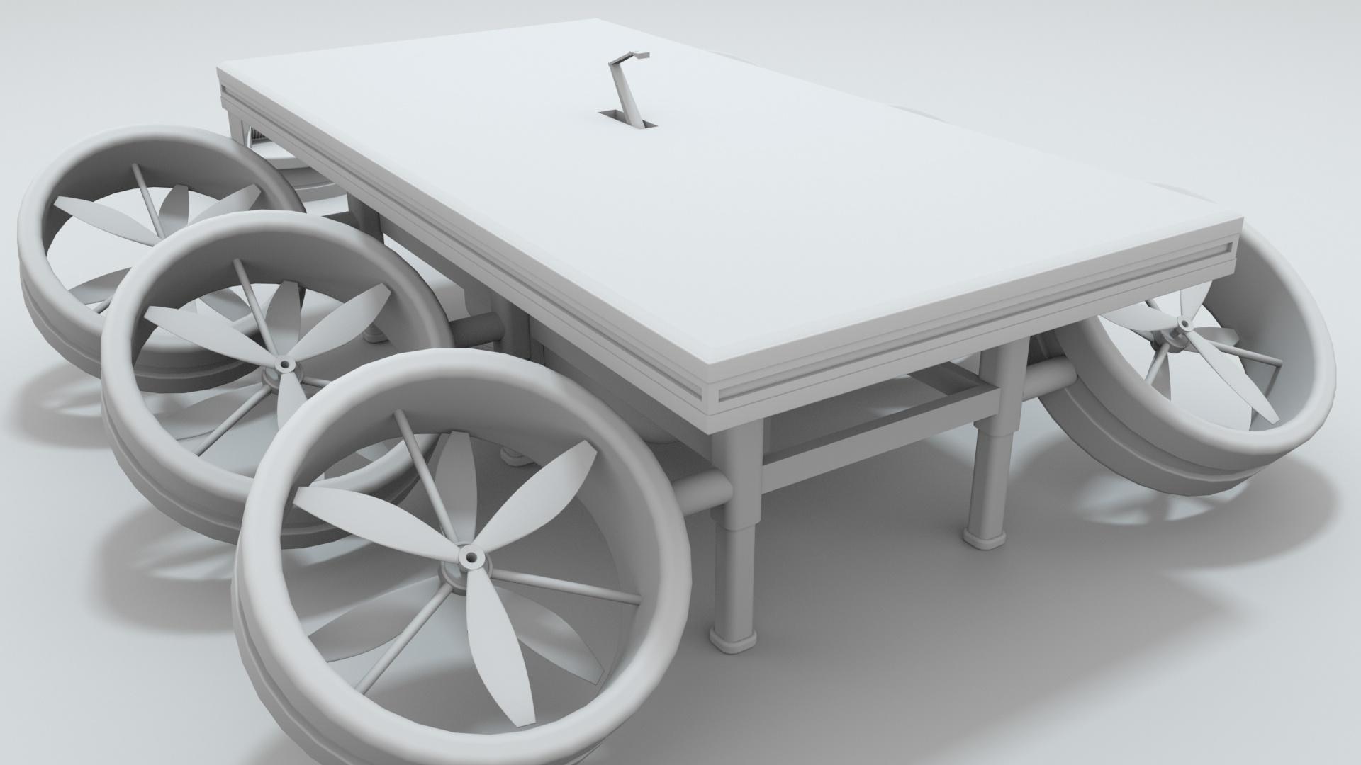 plateforme drone - wip asbridge 4