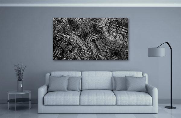 Coliseum - impression aluminium