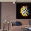Solar - impression toile